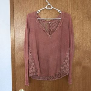 Beautiful free people top!